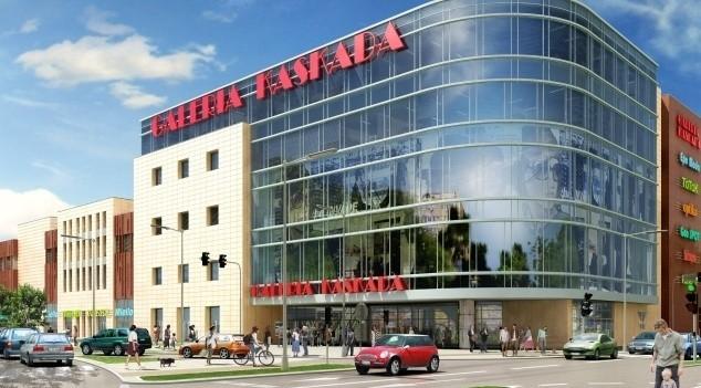 Tak będzie wyglądać galeria Kaskada.