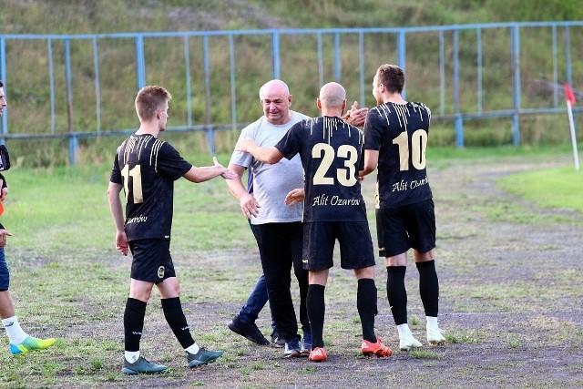 Podopieczni trenera Pawła Rybusa zagrają w tym roku jeszcze jeden mecz, z Hetmanem Włoszczowa