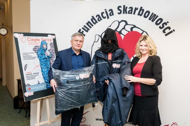 W ubiegłym roku w Bydgoszczy i regionie kurtko-śpiwory trafiły do 153 osób ubogich i bezdomnych.