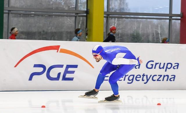 Artur Nogal wygrał w sobotę rywalizację na 500 i 1000 metrów