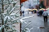 Śnieg w Gdańsku. Urocze zdjęcia zaśnieżonego miasta. Kilka dni przed świętami spadł śnieg! Zobaczcie miasto pod puchową pierzyną