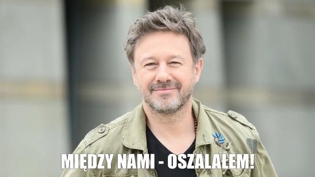 Andrzej Piaseczny skończył 50 lat. Impreza odbiła się szerokim echem w mediach. Nie tylko społecznościowym. Zobacz memy na kolejnych slajdach