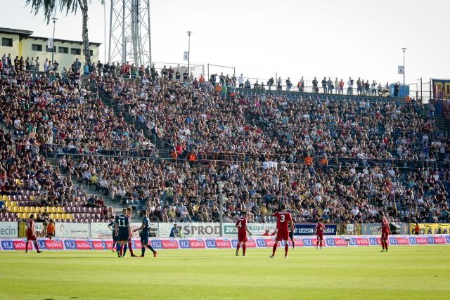 Do końca roku Pogoń na własnym stadionie zagra z Legią Warszawa, Cracovią, Zawiszą Bydgoszcz, Koroną Kielce i Podbeskidziem Bielsko-Biała.