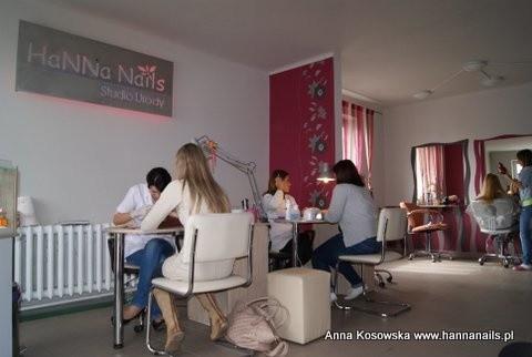 Sudio Urody Hanna Nails to najlpeszy salon kosmetyczny roku 2013