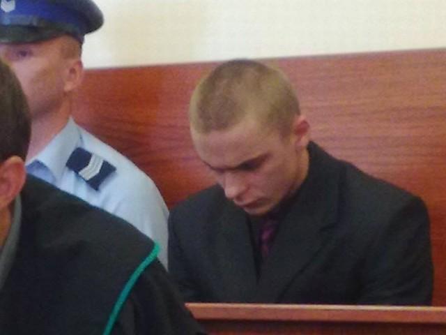 Adam Tywończuk jechał pijany. Miał 0,84 promila alkoholu w organizmie
