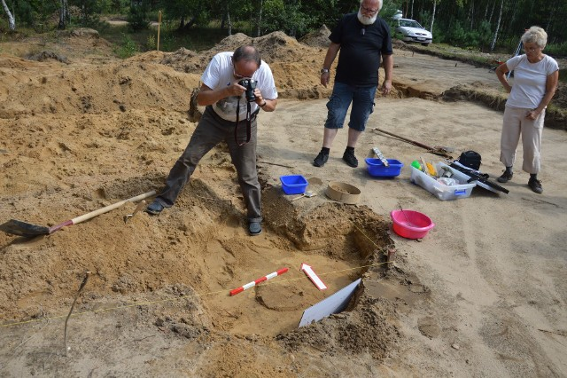 Archeolodzy prowadzili wykopaliska w lecie ub. r.