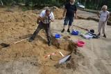 Sensacyjne odkrycie archeologiczne na cmentarzysku pod Wojniczem [ZDJĘCIA]