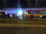 Wypadek sparaliżował Muchobór. Kierowca MPK dostał zawału