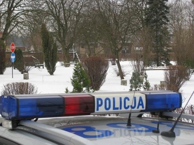 Pijany kierowca próbował uciec funkcjonariuszom