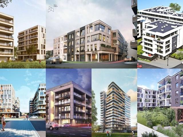 W Kielcach w ostatnim czasie rozpoczęło się wiele budów. Niemal w każdej dzielnicy miasta powstają nowoczesne wielorodzinne budynki. Sprawdziliśmy jakie budowy się rozpoczynają i co powstanie.>>> ZOBACZ WIĘCEJ NA KOLEJNYCH ZDJĘCIACH