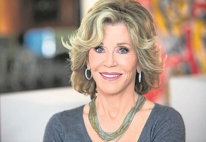 Jane Fonda otrzyma w tym roku honorowego Złotego Lwa