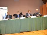 Wybory samorządowe 2014 w Lęborku. Debata przedwyborcza kandydatów na burmistrza
