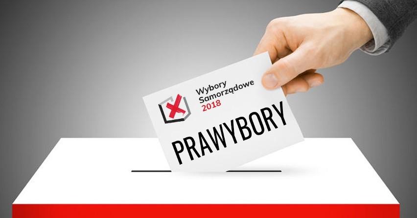 PRAWYBORY 2018 Głosuj na kandydatów na włodarzy i radnych – dzisiaj o godz. 22 koniec głosowania