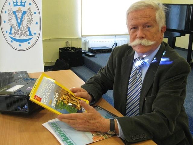 Prof. nadzw. dr hab. inż. arch. Waldemar Wawrzyniak