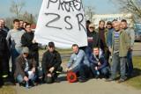 Strajk Zakładowej Służby Ratowniczej w International Paper Kwidzyn
