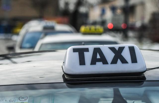 Tym razem sprawa dotyczy branży taksówkarskiej.