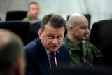 Wojskowi medycy wyruszyli z Polski do Wielkiej Brytanii, by pomóc w przeprowadzaniu testów na koronawirusa