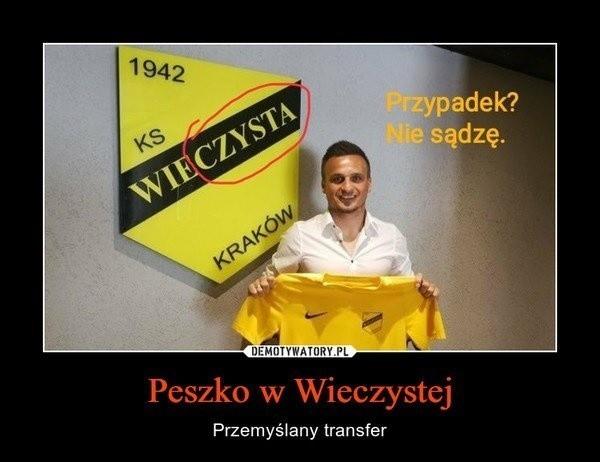 Sławomir Peszko to piłkarz, o którym powstała cała masa memów