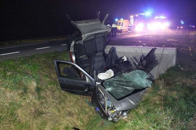 Ponad dwa promile alkoholu miał kierowca, który w kwietniu tego roku między Zalesiem a Kędzierzynem-Koźlem spowodował wypadek, w którym dwie osoby zginęły, a trzy zostały ranne.