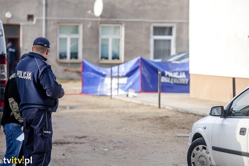 Zabójstwo w Łomży. W sztok pijany 35-latek zadźgał 32-latka