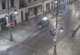 Nocna bójka na ul. Piotrkowskiej. Policja szuka uczestników bijatyki [zdjęcia, FILM]