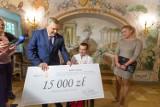 Rafał Czuper. 15 tysięcy dla srebrnego paraolimpijczyka