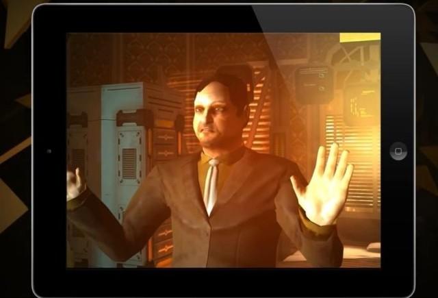 Deus Ex: The FallDeus Ex: The Fall