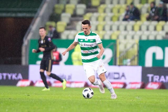 Rafał Wolski, piłkarz Lechii Gdańsk
