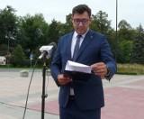 Poseł Konrad Frysztak sprawdza, na co wydano dotacje ministerstwa obrony narodowej w regionie radomskim