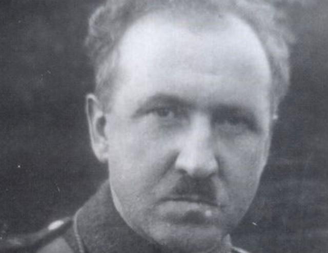 Józef Wyrwa pseudonim Furgalski