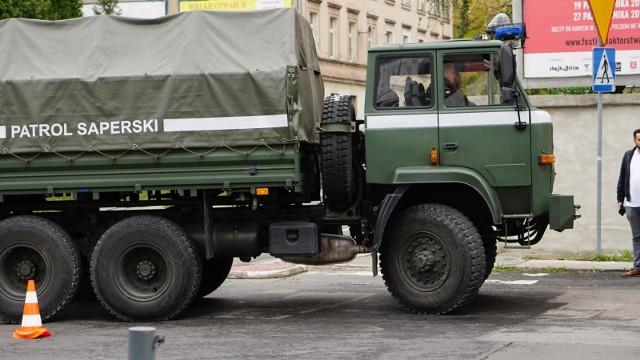 Patrol saperski / zdjęcie ilustracyjne