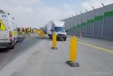 Autostrada A1. Odcinek od węzła Tuszyn do węzła Piotrków Trybunalski Południe miał być skończony do 30 października, ale...