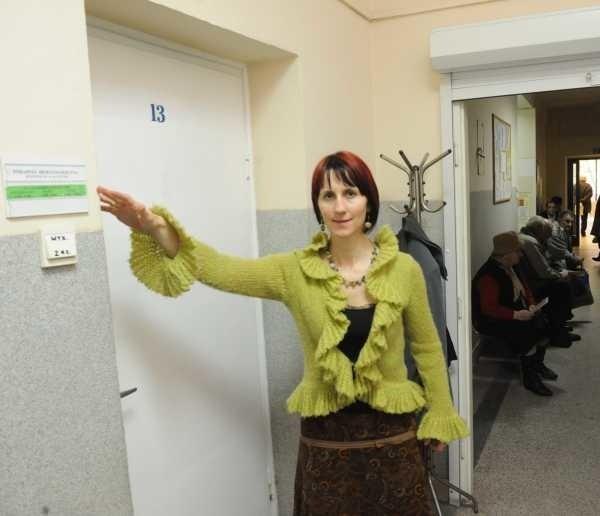 Jesteśmy gotowi do otwarcia poradni - mówi Renata Ruman-Dzido.