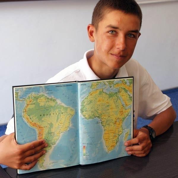 Olek Arian na zawodach i zgrupowaniach spędza ponad 100 dni w roku. W Urugwaju, na drugiej półkuli, powalczy o tytuł mistrza świata.