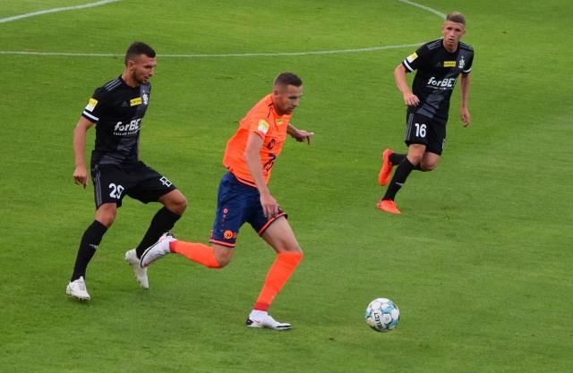 Odra Opole właściwie nie postawiła oporu ŁKS-owi Łódź, który poprzedni sezon spędził w PKO Ekstraklasie.