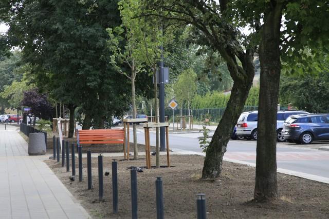 Zakończył się remont ulicy Grota-Roweckiego w Łodzi