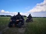 Terytorialsi ochronili lasy w gminie Odrzywół przed podpalaczami