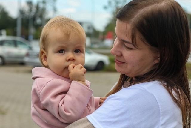 Inga z Przęsocina jest już w Uniwersyteckim Szpitalu Dziecięcym w Lublinie!