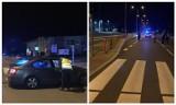 Białystok. Wypadek na Zielonogórskiej. Pijany kierowca potrącił na pasach ojca z dzieckiem i uciekł. Jest wyrok (zdjęcia)