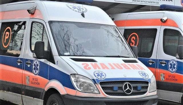Zespół ratowników medycznych z Sulechowa został wezwany do pacjentki. Okazało się, że miała problemy z oddychaniem oraz uczucie duszności.