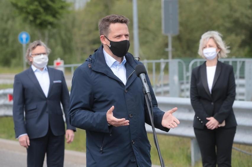 Sondaż: Andrzej Duda liderem, rośnie poparcie dla Rafała Trzaskowskiego. Będzie druga tura wyborów prezydenckich?