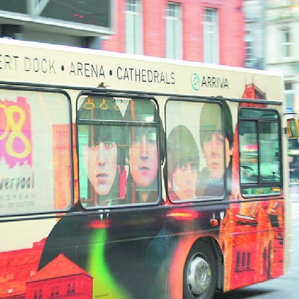 W Liverpoolu na każdym kroku widać, że to miasto The Beatles