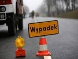 Tragiczny wypadek niedaleko Żagania. Zginęły dwie osoby