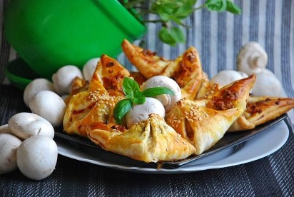 Ciasto Francuskie Top 10 Przepisow Na Potrawy Z Ciasta Francuskiego