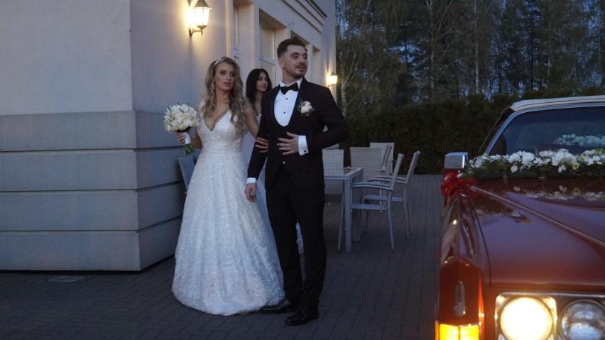 Daniel Martyniuk i Ewelina Golczyńska w sobotę powiedzieli...