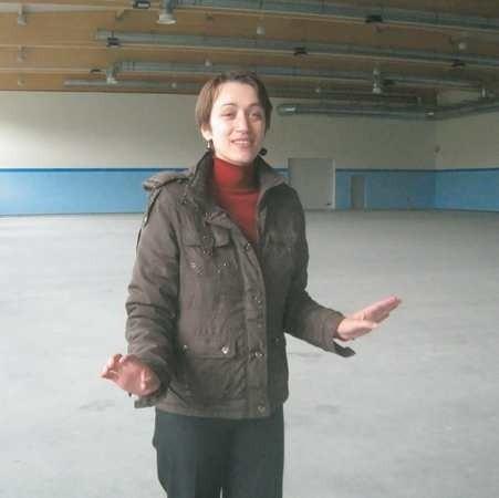 """- Dla początkujących pomocne będą pingwiny, podobne do tzw. balkoników dla chorych. Dzięki nim nie upadniemy i utrzymamy równowagę. Ci """"pomocnicy"""" już do nas jadą - mówi Agnieszka Czerwińska."""