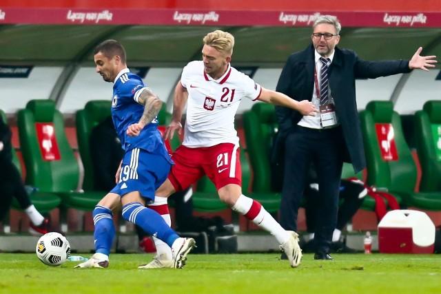 Kamil Jóźwiak był odkryciem jesiennych meczów reprezentacji Polski