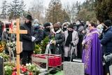 Pogrzeb Jarosława Gołębiewskiego, byłego dyrektora GDDKiA w Bydgoszczy [zdjęcia]