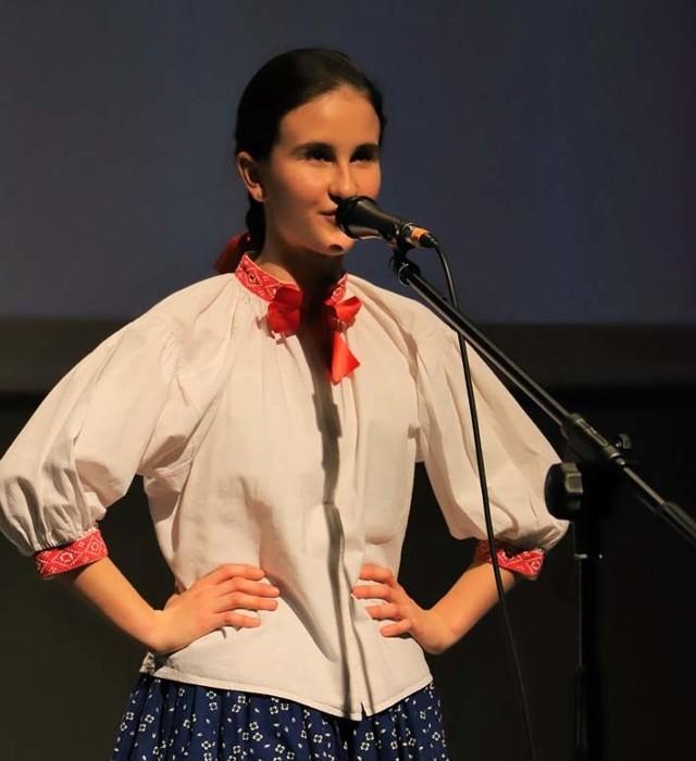 Malwina Ciesielska z Łowicza
