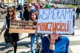 """Strajk nauczycieli 2019: """"Wielka Środa dla nauczycieli"""" - czyli kolejne akcje wsparcia protestujących"""